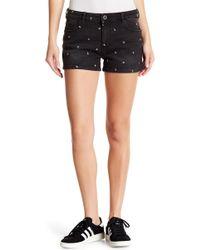 Scotch & Soda - Patit Ami Embroidered Shorts - Lyst