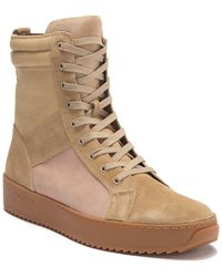 J/Slides - Shane Suede Lace-up Boot Sneaker - Lyst