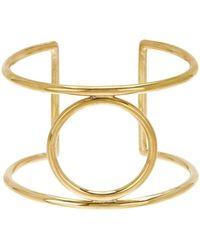 Soko - Aya Cutout Cuff Bracelet - Lyst