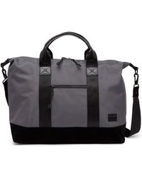 Steve Madden - Ballistic Nylon Overnight Bag - Lyst