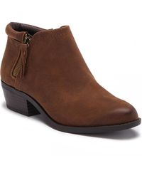 White Mountain Footwear - Dandy Ankle Boot - Lyst
