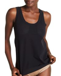Commando - Active Perforated Tank - Lyst