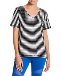 Warrior by Danica Patrick Active - Strappy Back Tee - Lyst