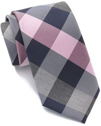 Tommy Hilfiger - Large Buffalo Check Tie - Lyst