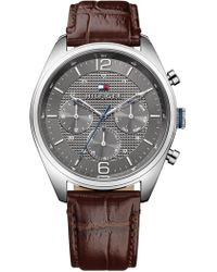 Tommy Hilfiger - Men's George Bracelet Watch - Lyst