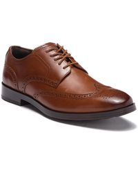 Cole Haan - Jefferson Grand Wingtip Oxford - Wide Width Available - Lyst