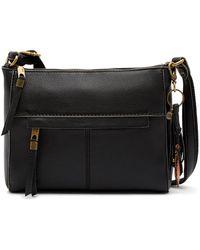 The Sak - Alameda Leather Crossbody Bag - Lyst