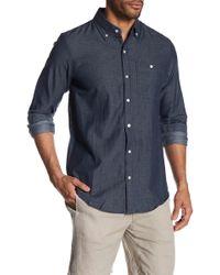 Ezekiel - Hanford Woven Regular Fit Shirt - Lyst