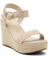 BC Footwear - Board Short Wedge Platform Sandal - Lyst