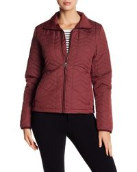 The North Face - Bombay Quilted Jacket - Lyst