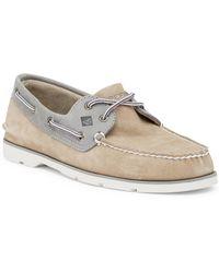 Sperry Top-Sider | Leeward 2-eye Boat Shoe | Lyst