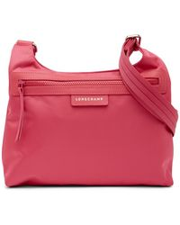 Longchamp - Le Pliage Nylon Crossbody Bag - Lyst