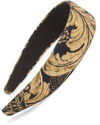 Tasha - Brocade Headband - Lyst