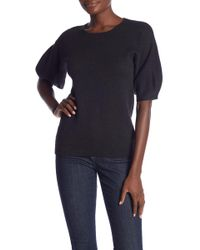 Laundry by Shelli Segal - Puff Sleeve Sweater - Lyst