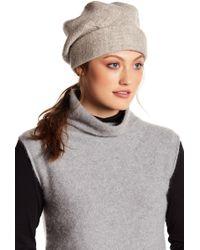 Helen Kaminski - Cepla Wool Hat - Lyst