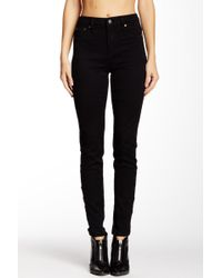 Tractr - High-waisted Skinny Jean - Lyst