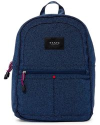 State Bags - Beaded Sparkle Mini Kane Backpack - Lyst