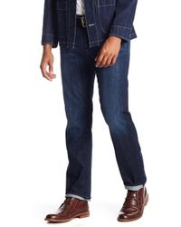 7 For All Mankind - Standard Straight Leg Jeans - Lyst