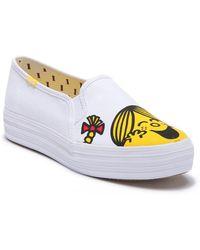 Keds - Little Miss Sunshine Slip-on Sneaker - Lyst