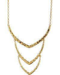 Gorjana - Sia Wrap Necklace - Lyst