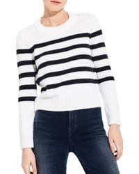 Ayr - The Toastie Wool Blend Sweater - Lyst
