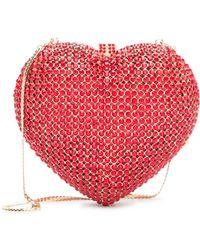 Tasha - Heart Clutch - Lyst