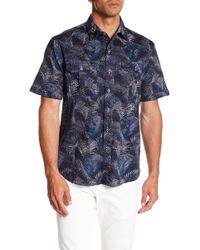 Tommy Bahama - Fez Fronds Original Fit Short Sleeve Shirt - Lyst