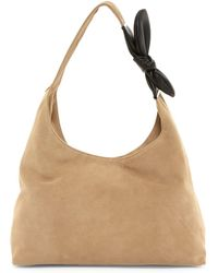 Sorial - Lisa Suede Hobo Bag - Lyst