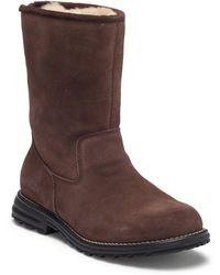 UGG - Langley Waterproof Leather Snow Boot - Lyst