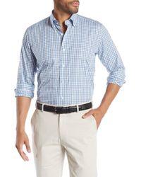 Peter Millar - Schooner Check Regular Fit Shirt - Lyst