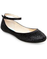 Betsey Johnson - Joy Ballet Flats - Lyst