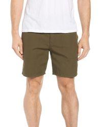 46d2b93dd8 Lyst - Weatherproof Canvas Cargo Shorts in Gray for Men