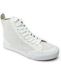 Christian Lacroix - Josette Laser-cut Sneaker - Lyst