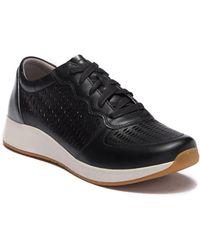 Dansko - Charlie Leather Sneaker - Lyst