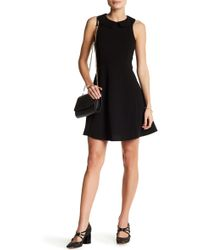 Romeo and Juliet Couture - Sleeveless Collared Dress - Lyst