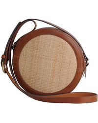 Most Wanted Usa - Woven Canteen Crossbody Bag - Lyst