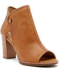 Geox - Callie Leather Boot - Lyst