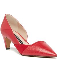French Connection - Konelli D'orsay Pump - Lyst