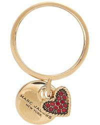 Marc Jacobs - Coin Charm Ring - Lyst