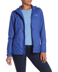 Lyst - The North Face Lightweight Jacket Navy in Blue 362bb3eed