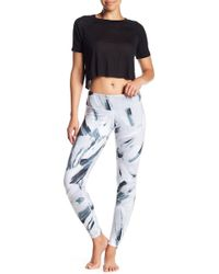Alo Yoga - Airbrush Leggings - Lyst