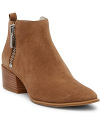 Kenneth Cole | Addy Chelsea Suede Boot | Lyst