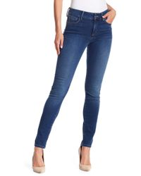 NYDJ - Alina Jeans Slim Fit Leggings - Lyst