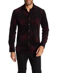 Vince Camuto - Corduory Sport Shirt - Lyst