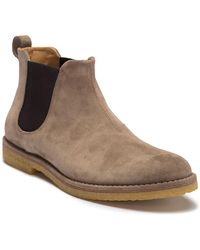 Vince - Sawyer Suede Chelsea Boot - Lyst