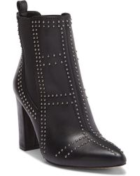 Vince Camuto - Basila Studded Bootie - Lyst
