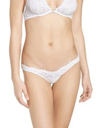 Free People - Intimately Fp Aphrodite Bikini - Lyst