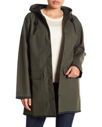 Levi's - Waterproof Raincoat - Lyst