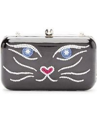 G-Lish - Kitten Clutch - Lyst