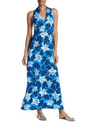 Tommy Bahama | Olympias Blooms Sleeveless Maxi Dress | Lyst